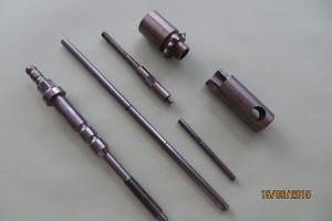 Usinage de pièce en aciers spéciaux